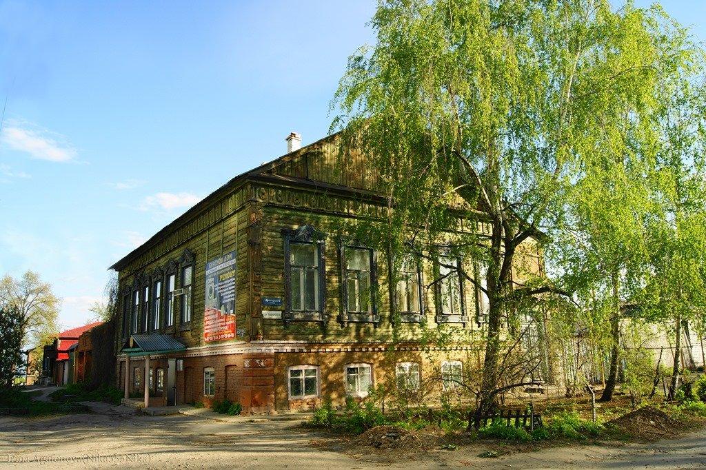 Старинный дом - nika555nika Ирина