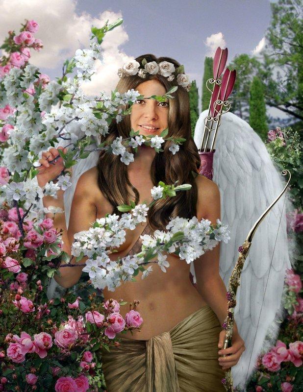 Весна - время влюблённости... - Елена