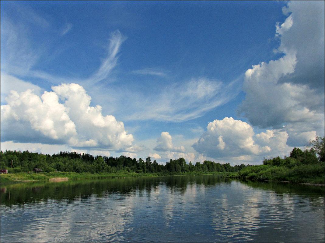 Летний день - Leonid Rutov