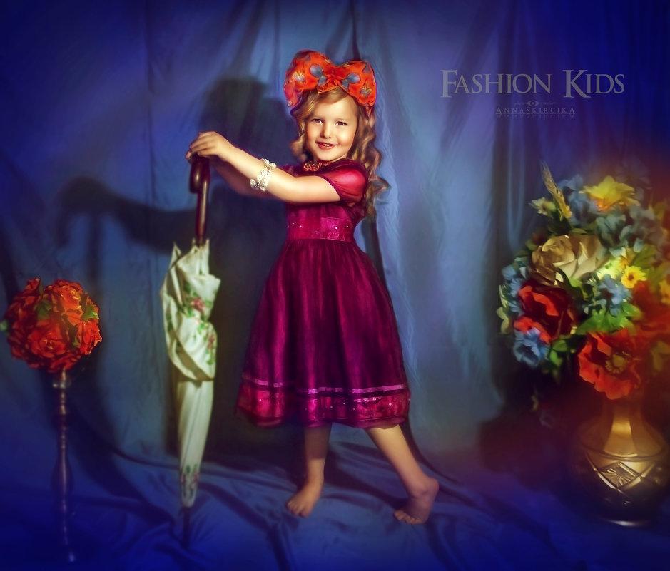 Fashion Kids - Анна Скиргика