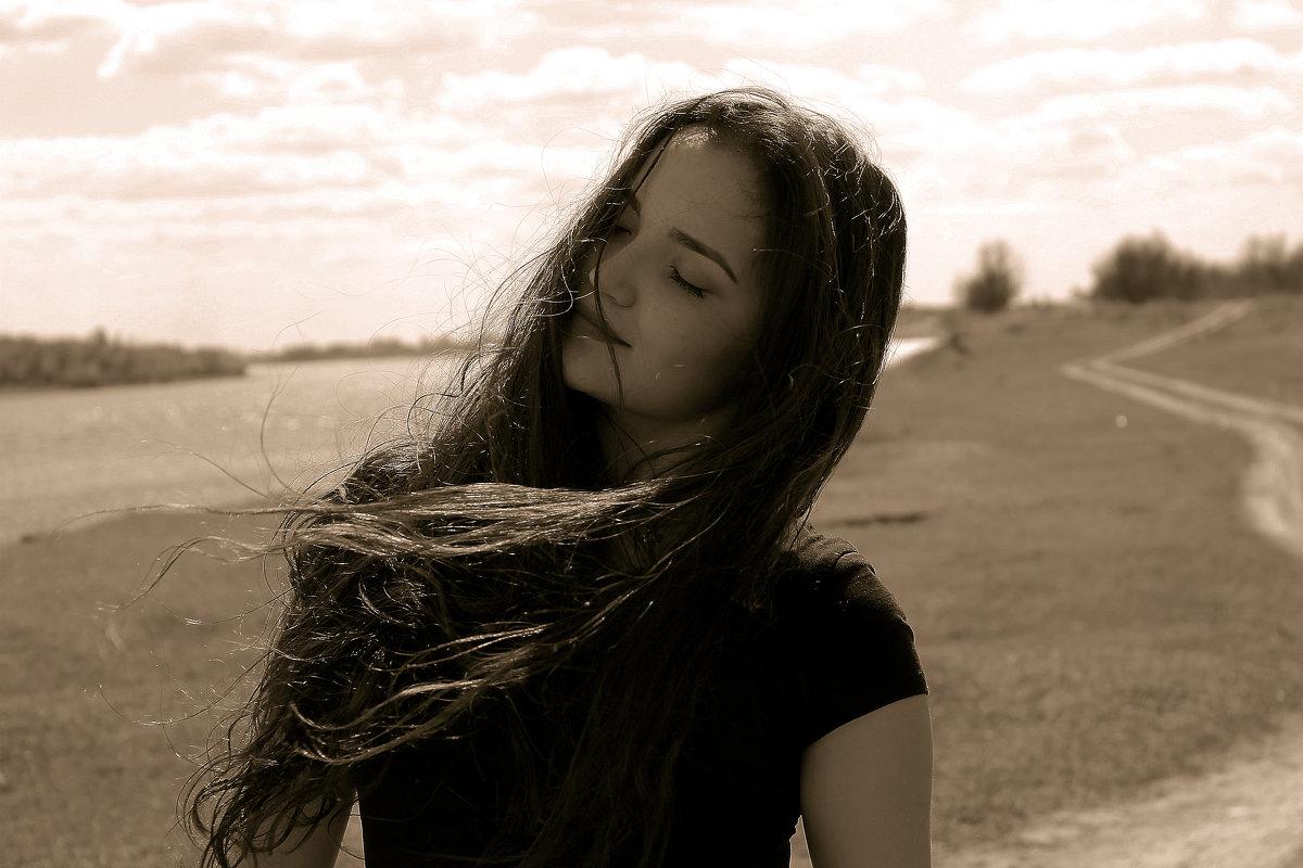 Тепло ветра - Надежда