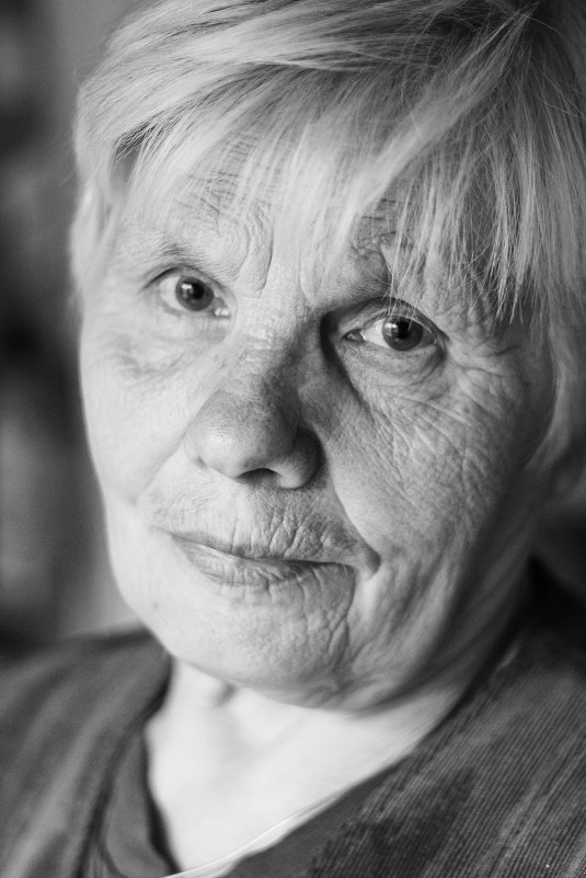 Бабушка - Александра Сапоровская-Костюшко