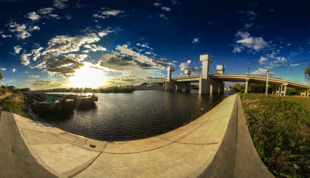 Река Трубеж - Роман Шершнев