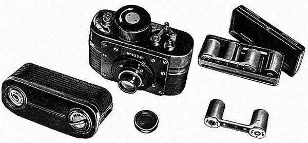 Легкий малогабаритный фотоаппарат Ф-21 - Андрей ТOMА©