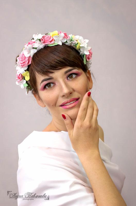 Цветочный work shop - Лидия Павлюкова