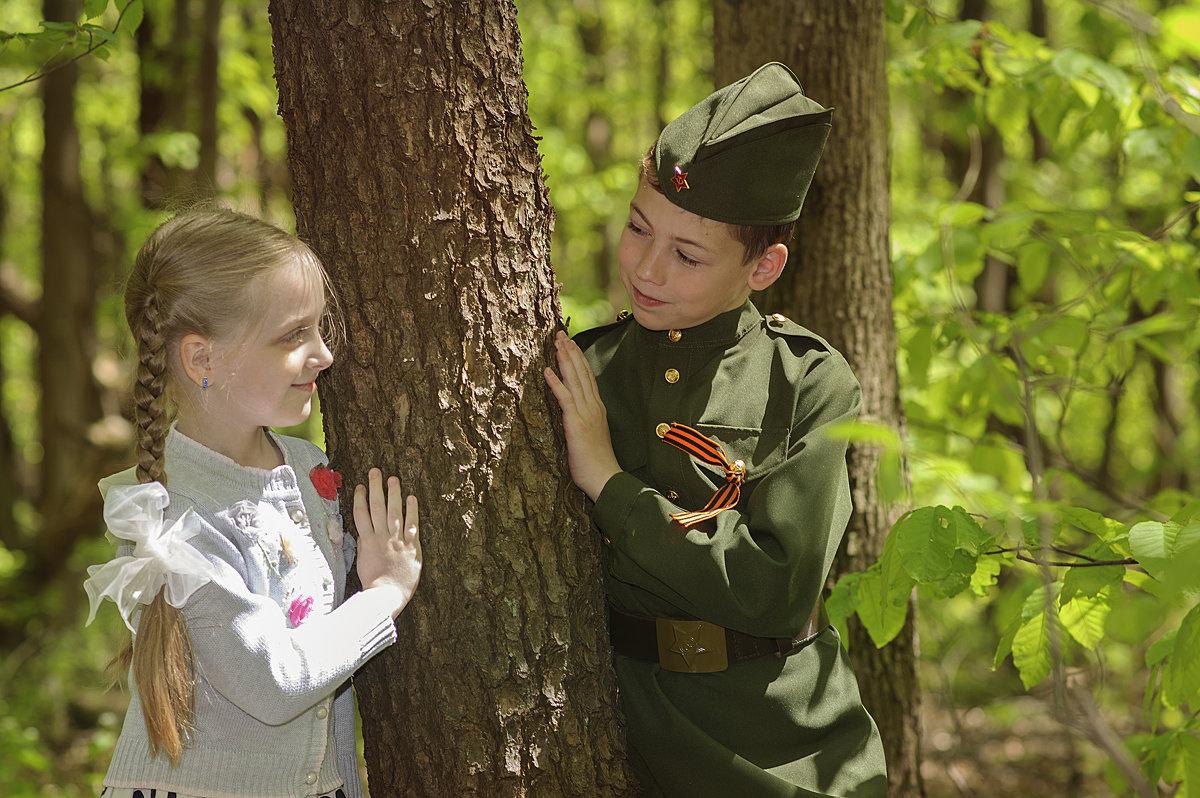 День победы - Ирина Короткая