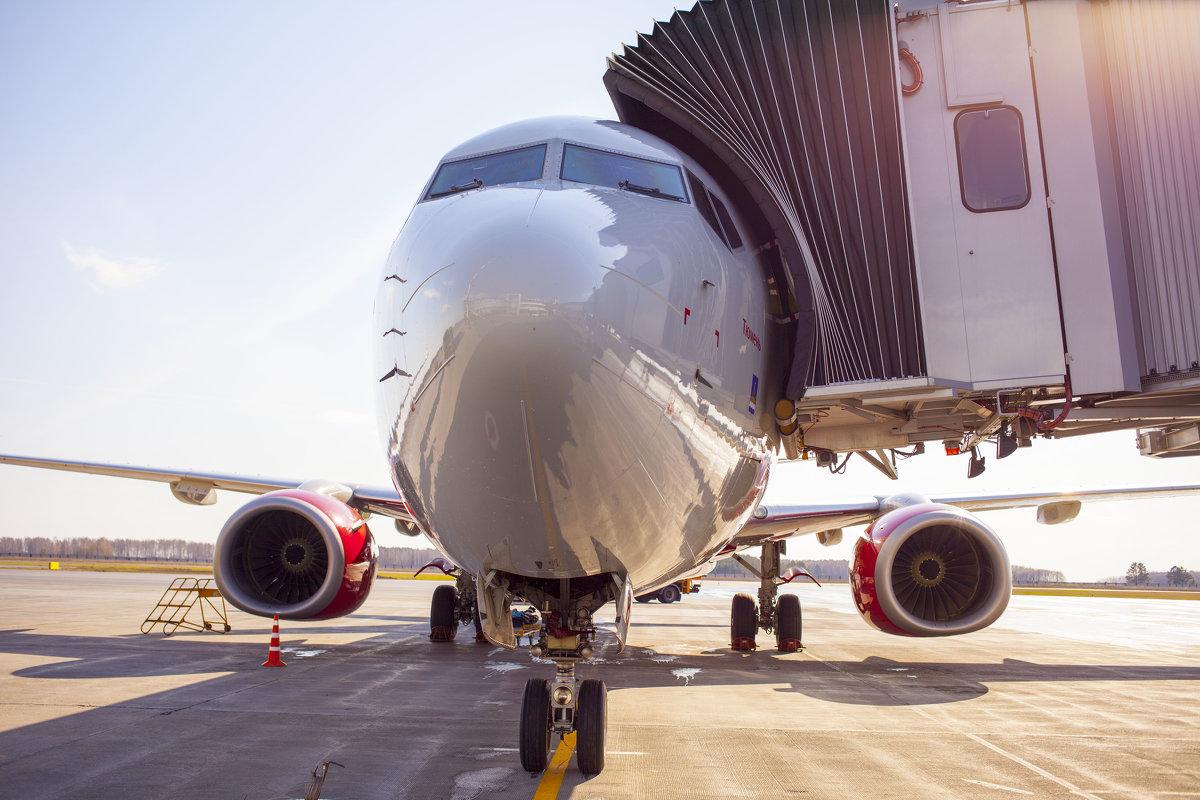 """Boeing 737-800 авиакомпания """"Россия"""" - Сергей Зырянов"""