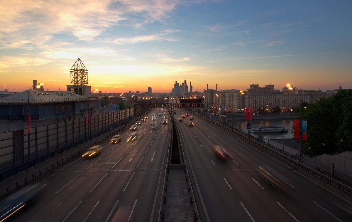Новоандреевский мост - Юрий Кольцов