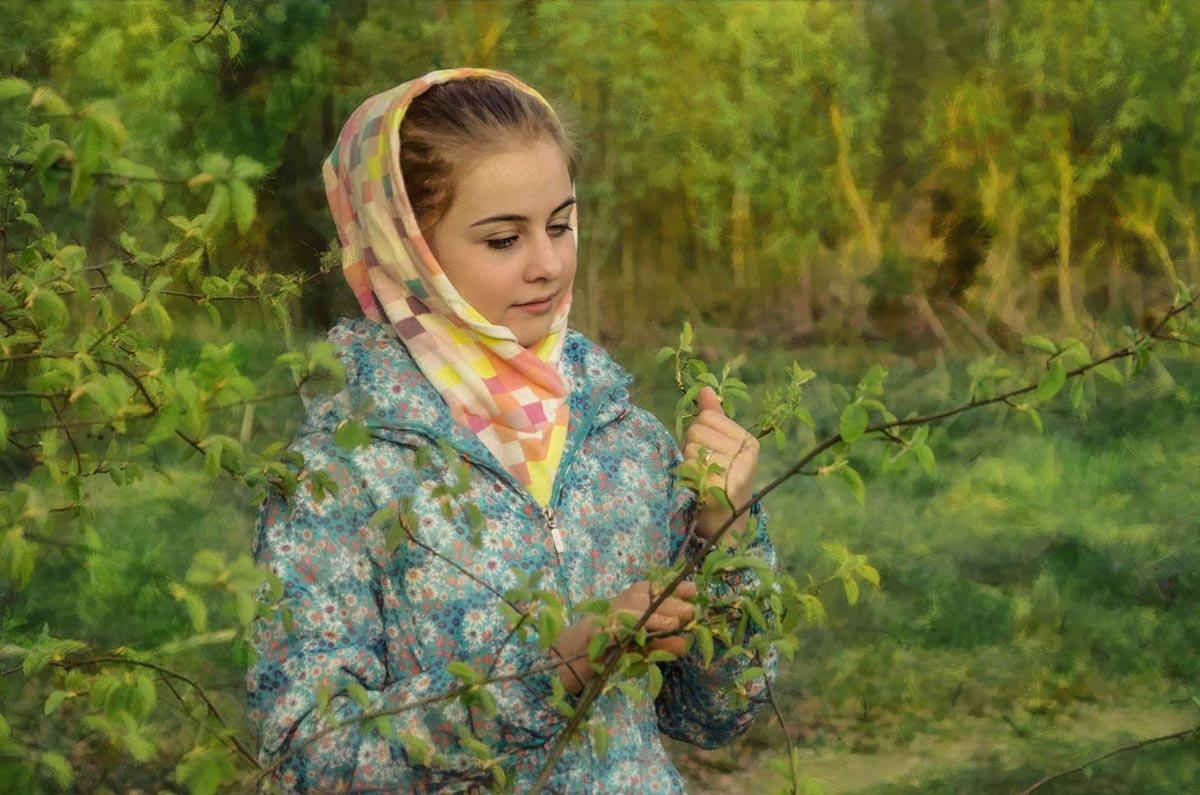 Расцвела красой среди бела дня - Ирина Данилова
