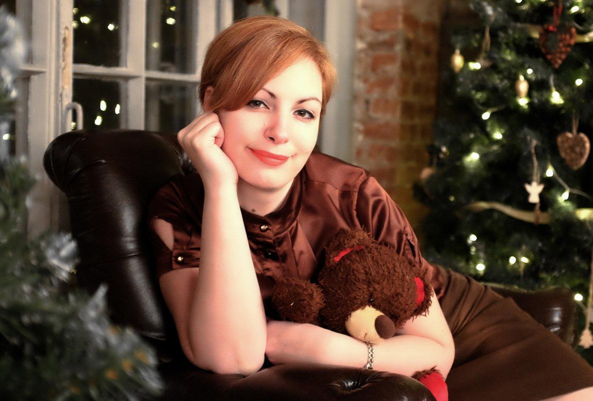 новый год - Любовь Константиновна