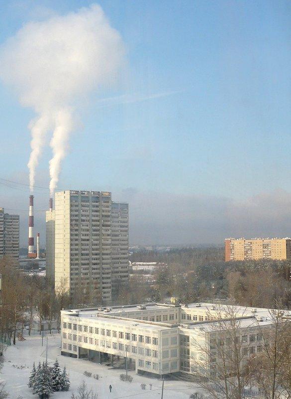 Мороз и солнце... - Жанна Литуева