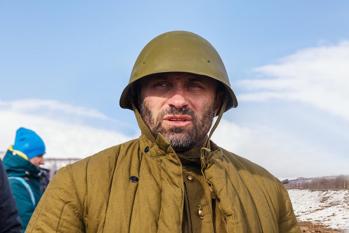 Воин - Oleg Akulinushkin