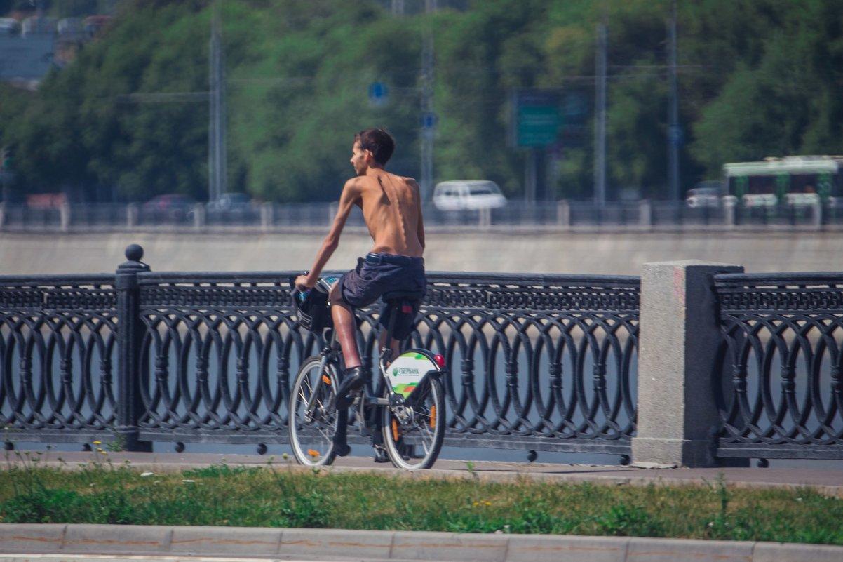 Велосипед полезен для здоровья - Ruslan --