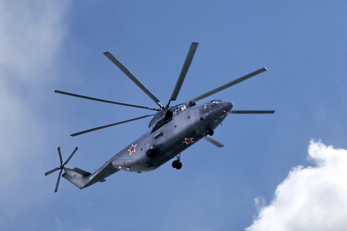 Вертолет - Сергей
