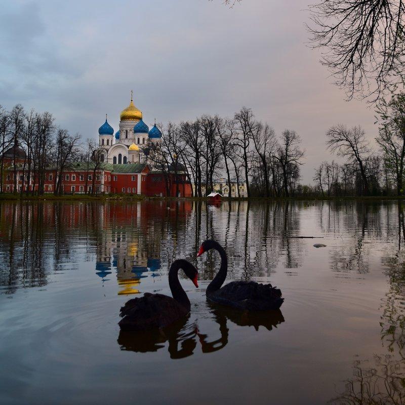 Николо-Угрешский монастырь - Ирина Бирюкова