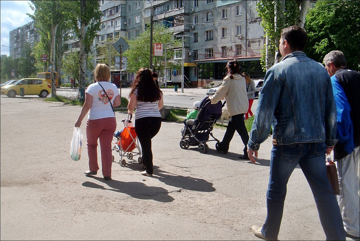 В День Победы - Нина Корешкова