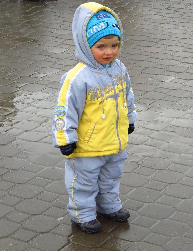 Непогода - не помеха Дню Победы! - Андрей Лукьянов