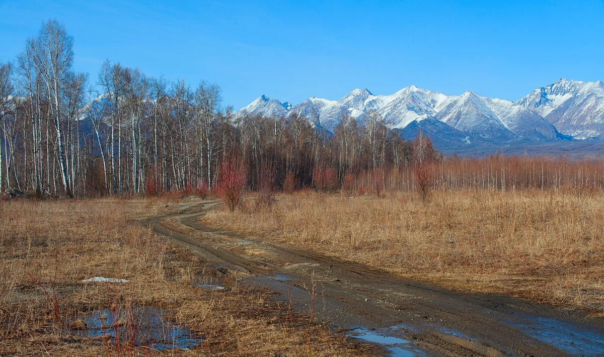 Весна в долине Хойто-Гол - Анатолий Иргл