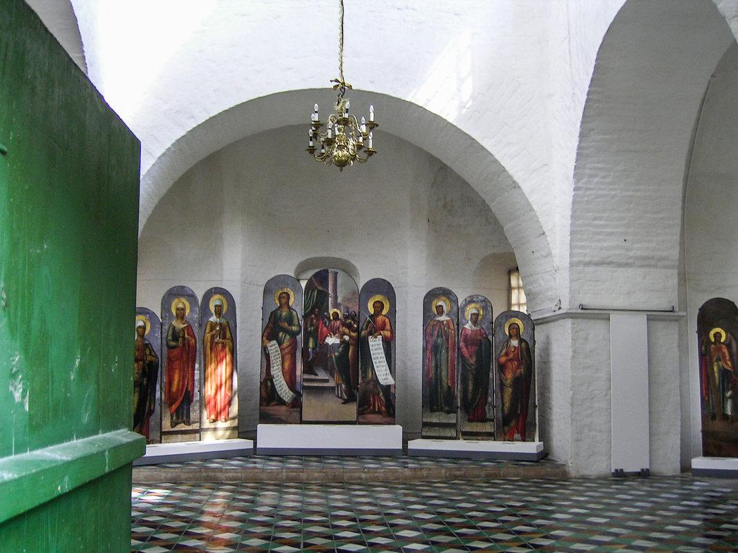 Н.Иерусалим - Владимир Безбородов