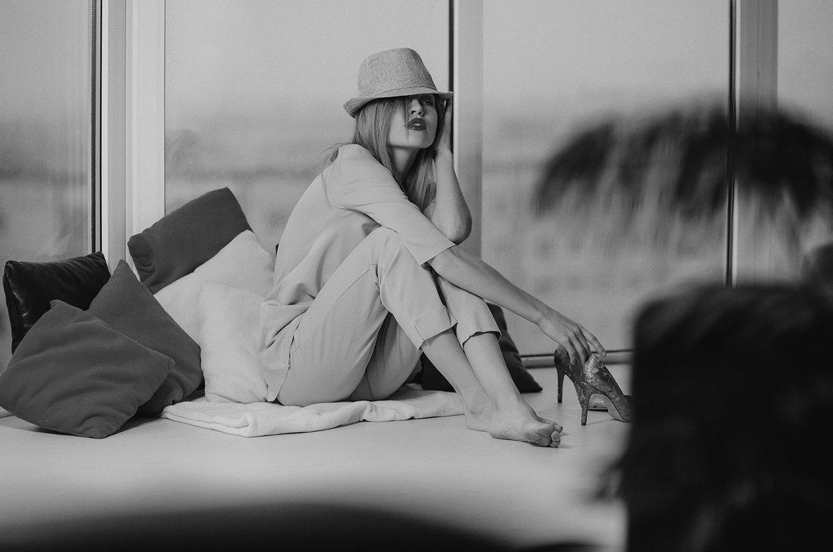 фотосессия в студии - Екатерина Волкова