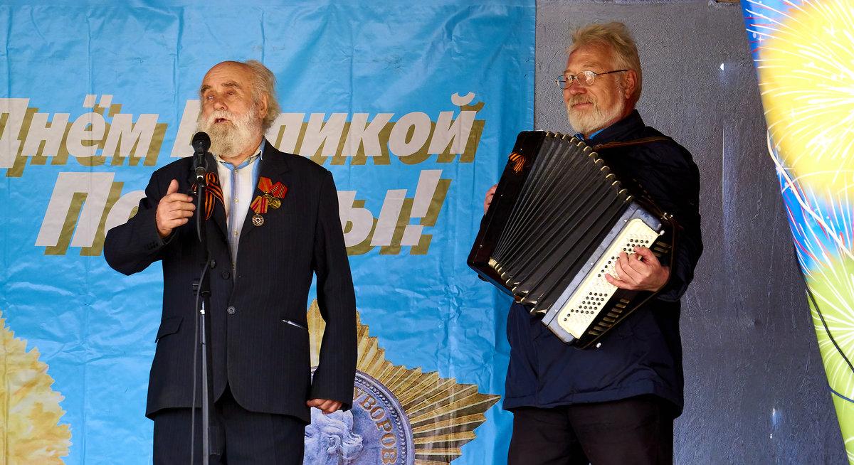 Возраст, песне не помеха - Вячеслав