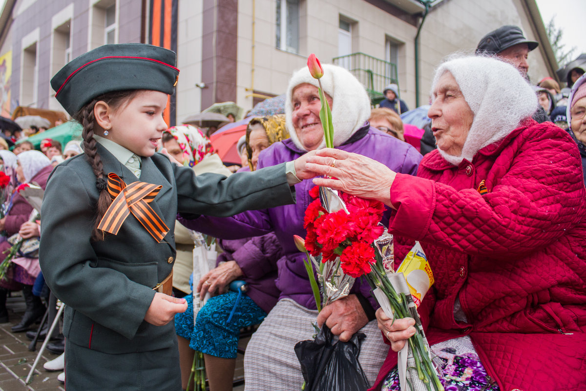 Преемственность поколений - Екатерина Краева