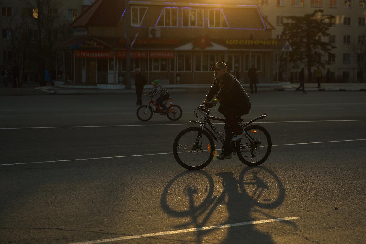 Велопрогулки - Ilona An