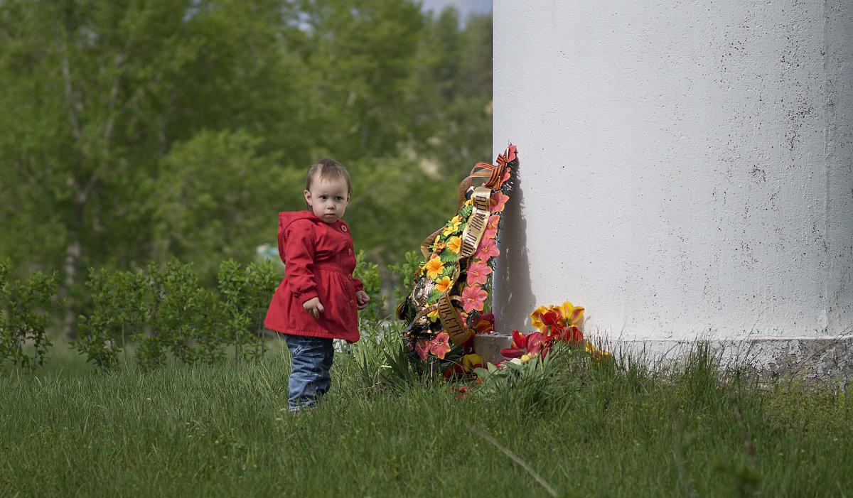 9 мая - Вера Сафонова