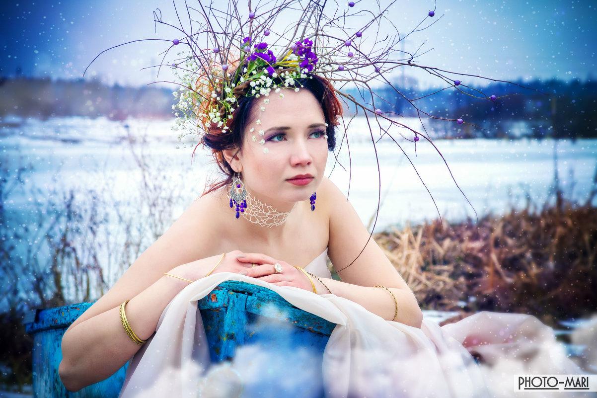 весенняя нимфа - Марина Дадонова