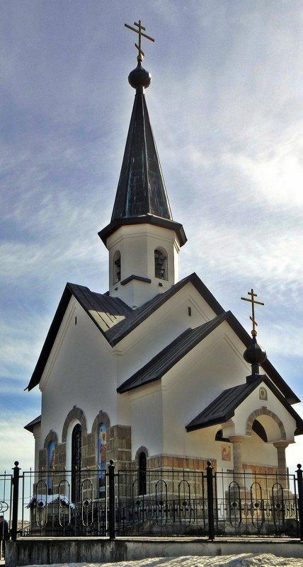 Церковь св. Георгия Победоносца на Средней Рогатке - Елена Павлова (Смолова)