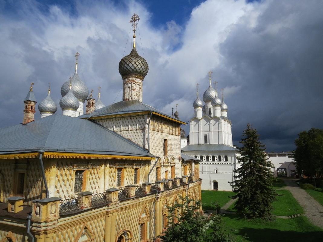 Ростов Великий - Светлана