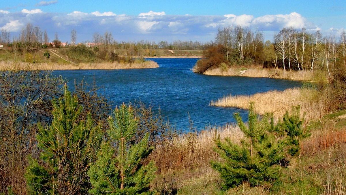 озеро за городом - Александр Прокудин