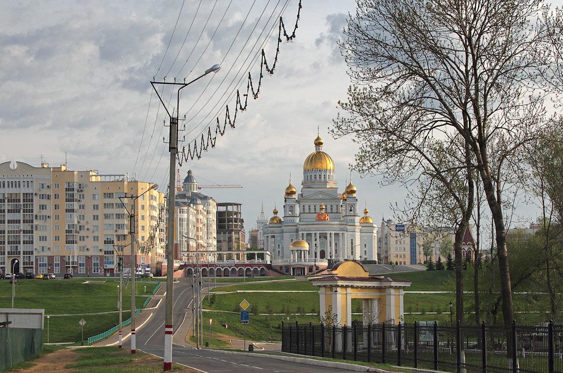 На улицах Саранска - MILAV V