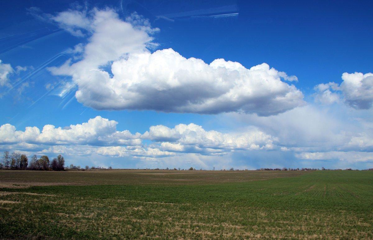 облака - оксана