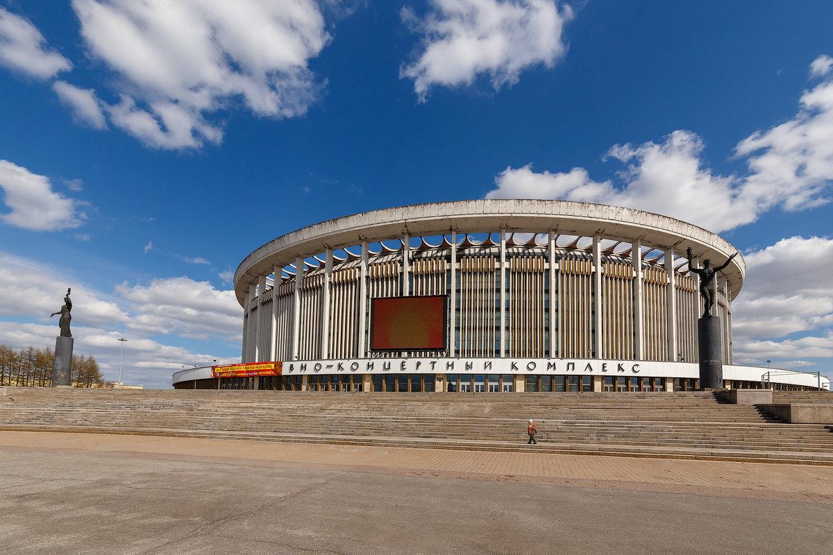 Спортивно-концертный комплекс «Петербургский» - Александр Кислицын