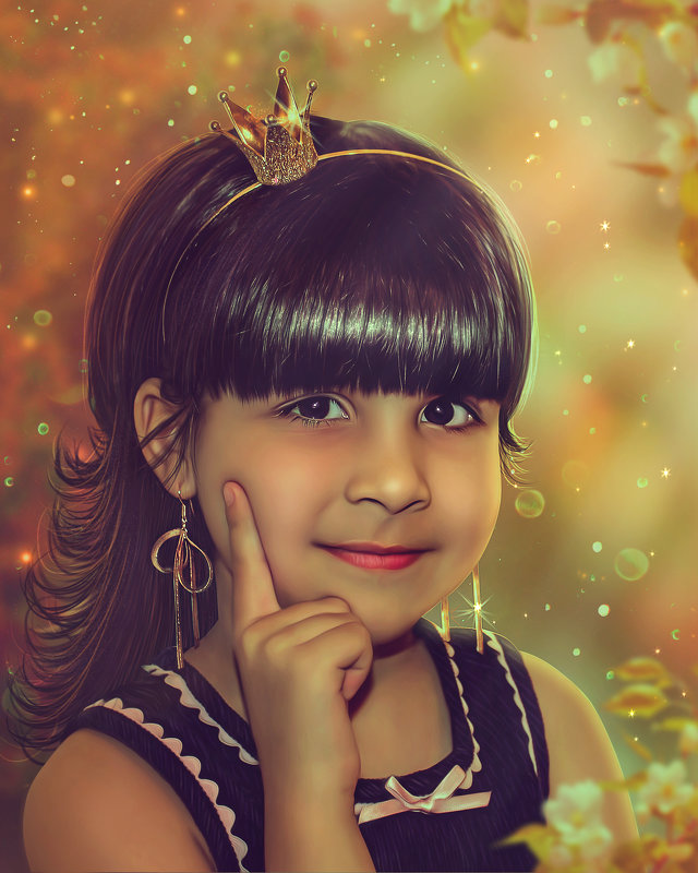 little Princess - Татьяна Андросова