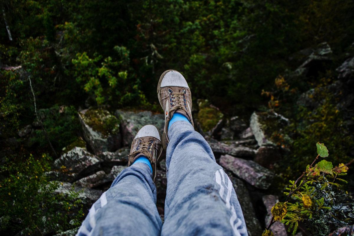 Прогулка над лесом - Мария Морозова