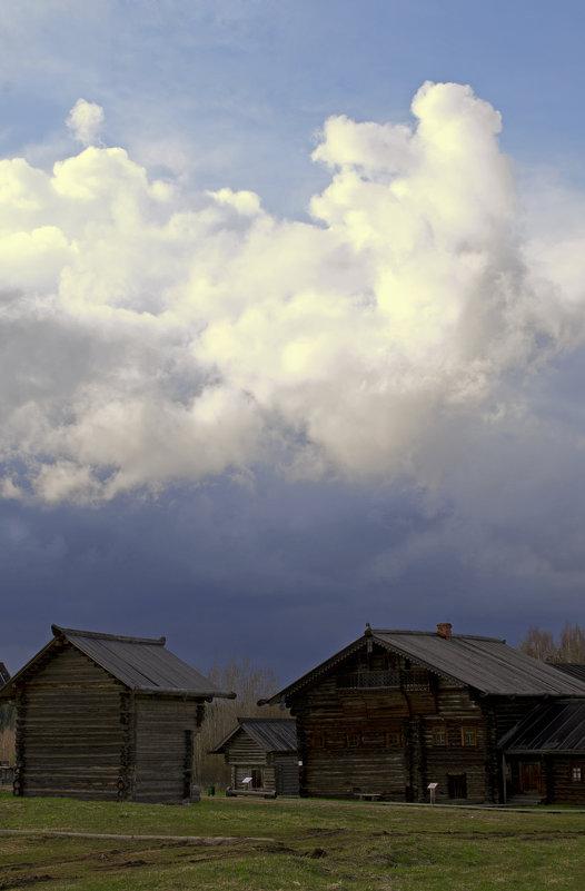 Пасмурная погода - Ольга Осовская