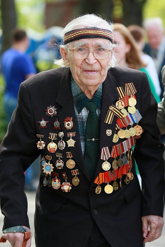 Ветеран войны! - Николай Кондаков