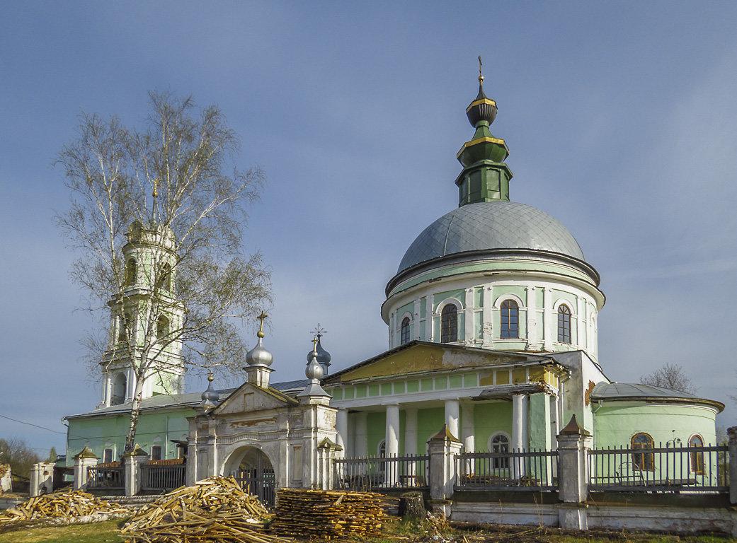 Ильинская церковь,1818-1841гг - Сергей Цветков