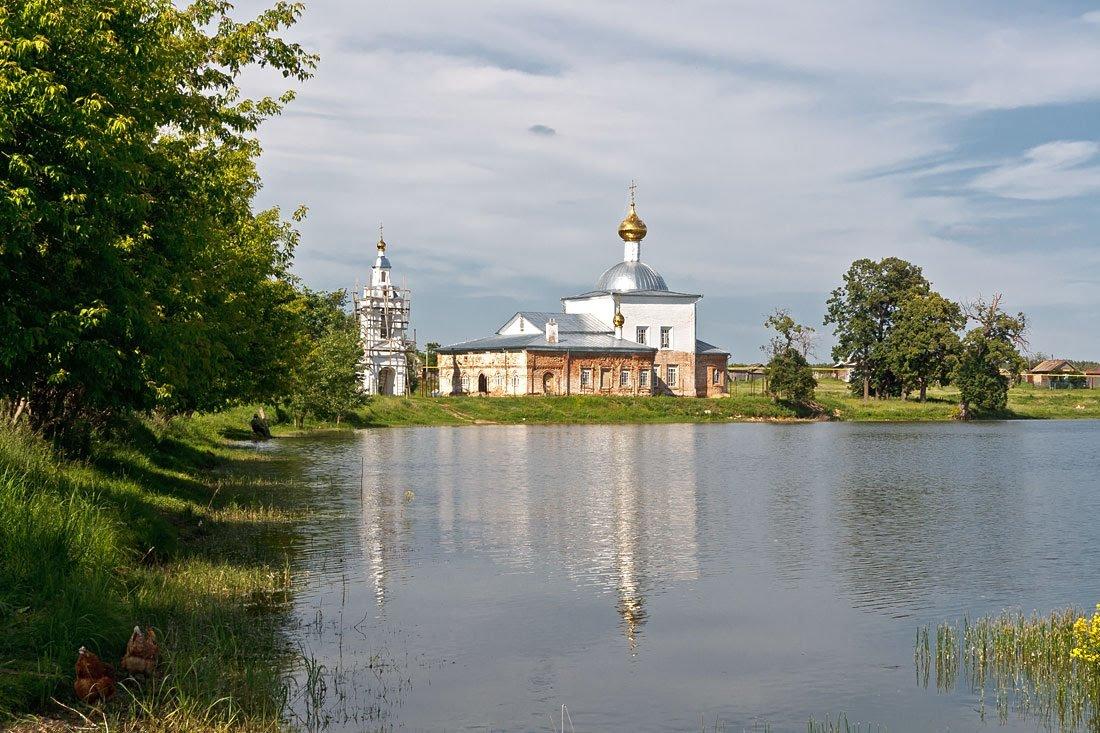 Храм. Три Озера. Татарстан - MILAV V
