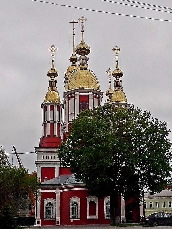 Храмы  Тамбова . - Виталий Селиванов