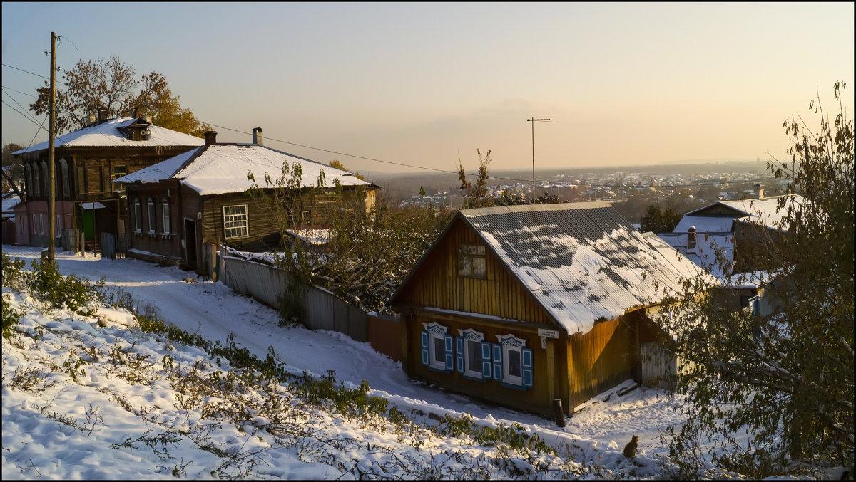 Городские зарисоавки - Алексей Патлах