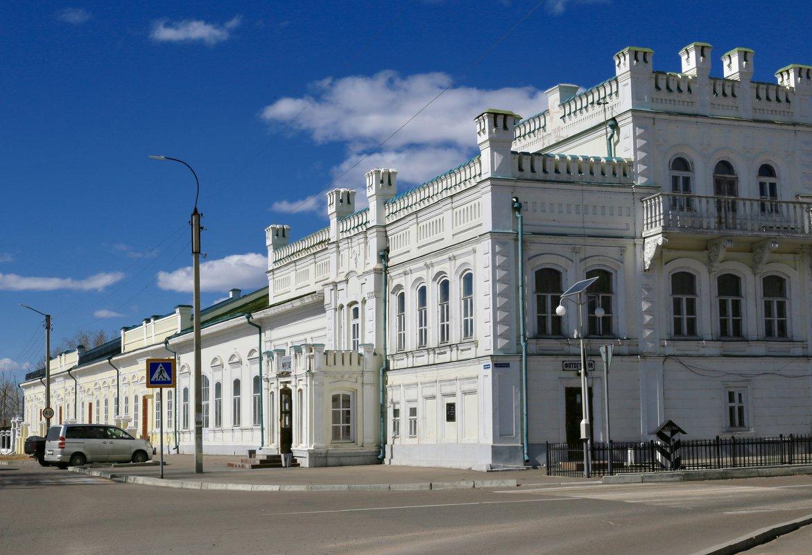 Бутинский дворец - Елена