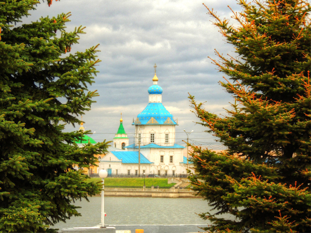 Успенская церковь - Алексей Гладышев