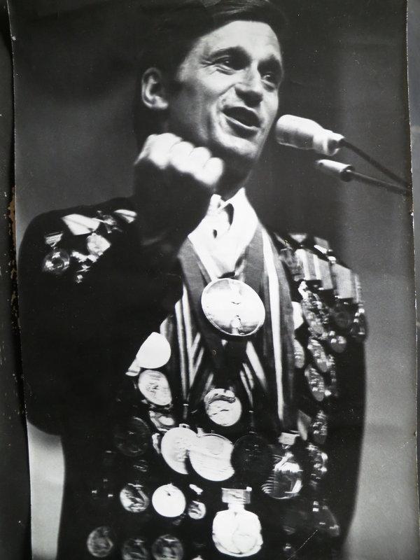 4-х кратный олимп.чемпион А.Тихонов - Альберт Аверков