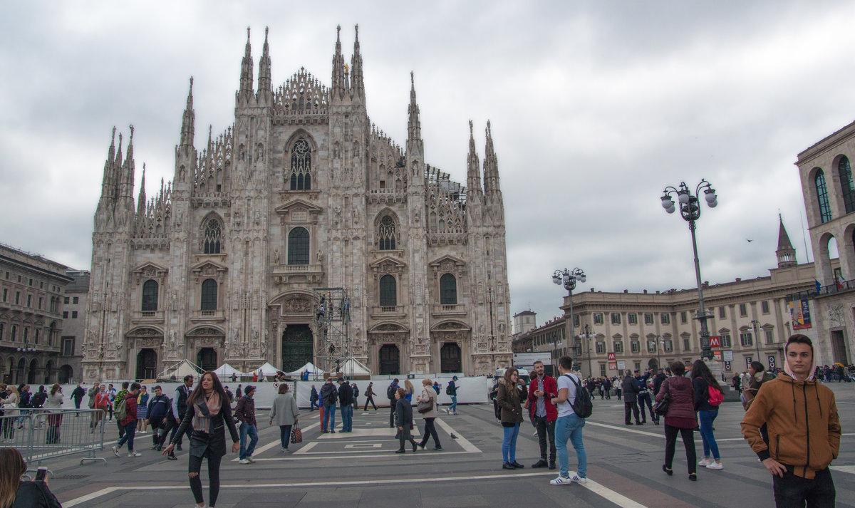 Duomo di Milano - liudmila drake