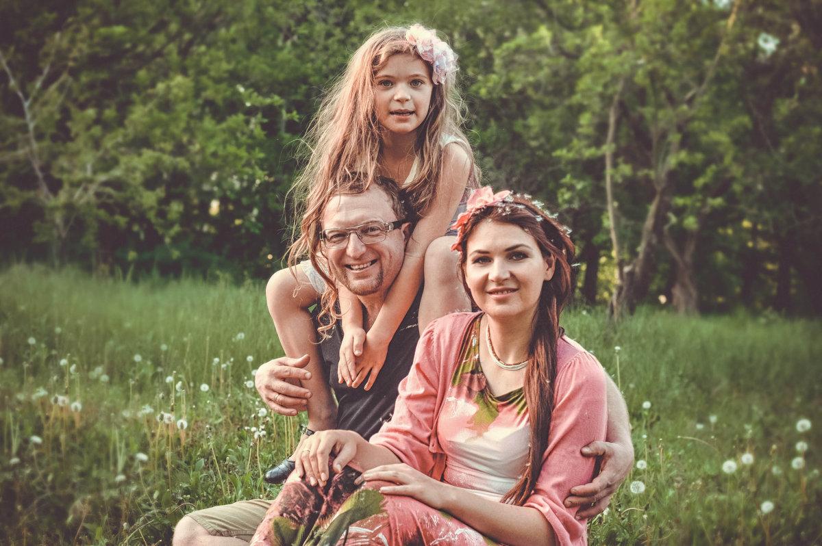 Счастливы вместе))) - Lyuda Kr.