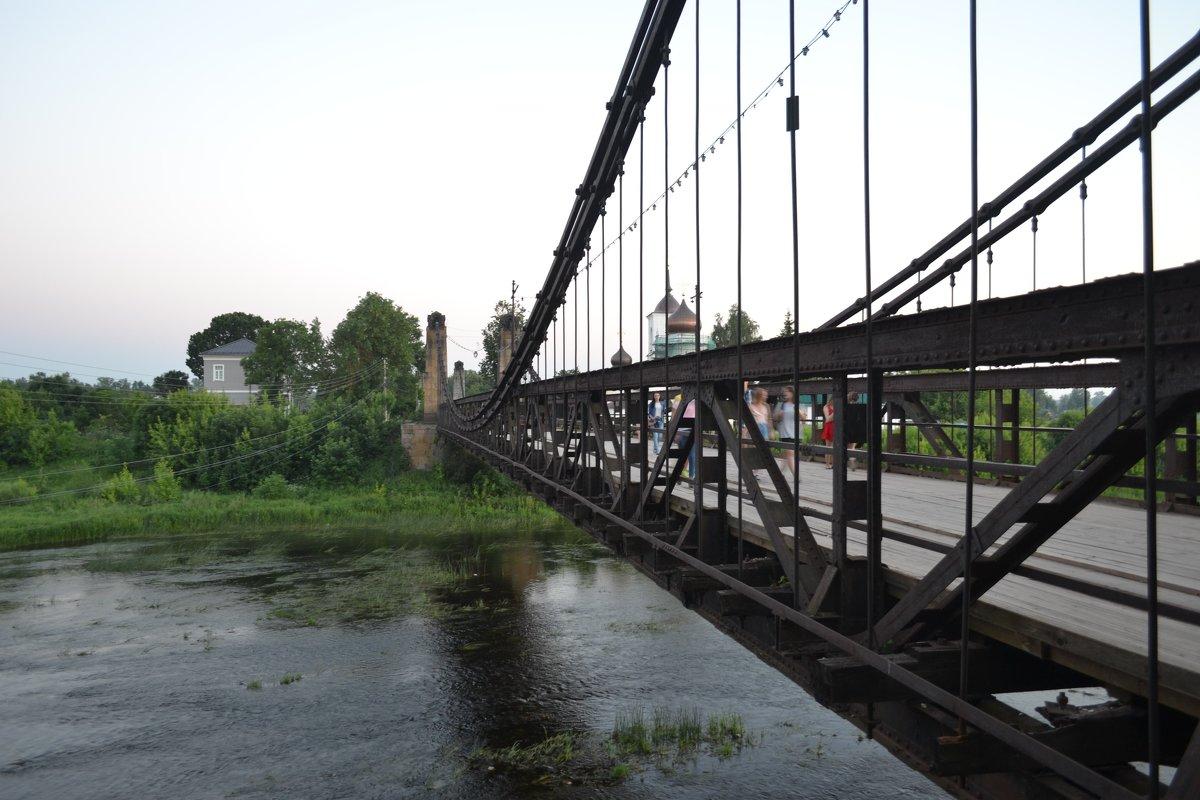 Мост через р.Великая - Igor Osh