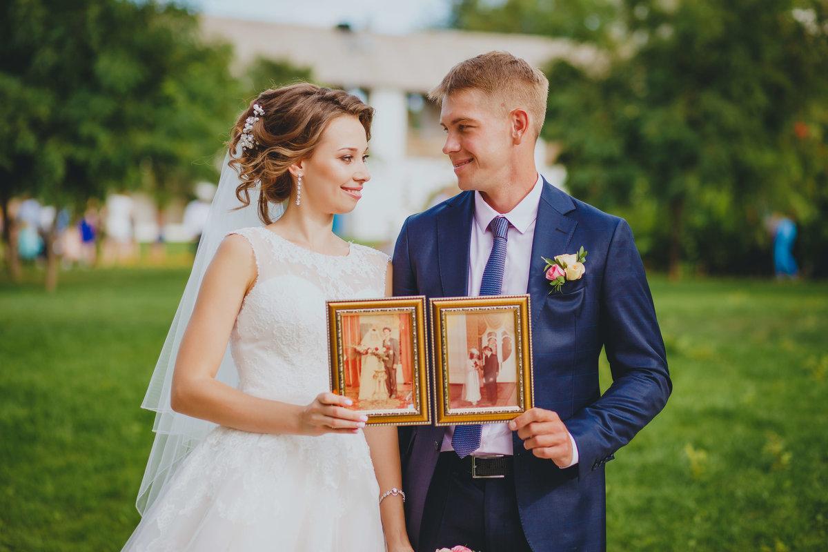 Олег и Юля - Любовь Илюхина